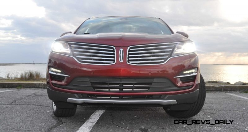 Road Test Review - 2015 Lincoln MKC Black Label 2.3L AWD 51