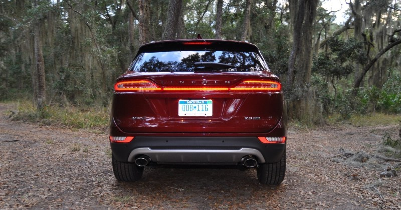 Road Test Review - 2015 Lincoln MKC Black Label 2.3L AWD 63