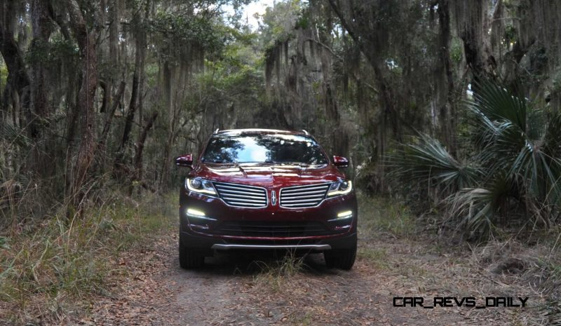 Road Test Review - 2015 Lincoln MKC Black Label 2.3L AWD 68