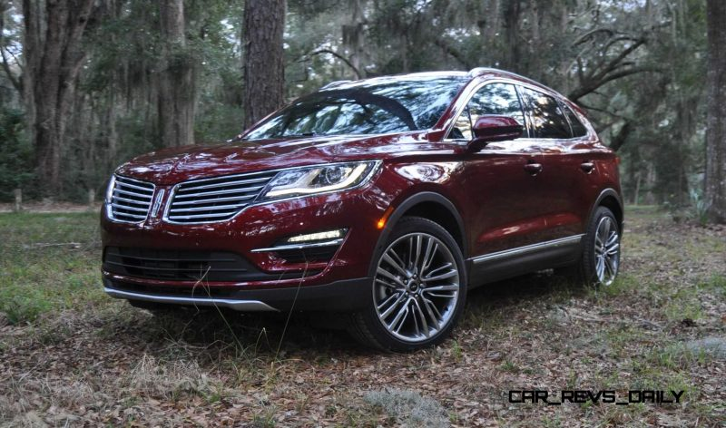 Road Test Review - 2015 Lincoln MKC Black Label 2.3L AWD 85