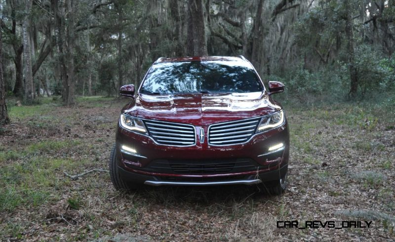 Road Test Review - 2015 Lincoln MKC Black Label 2.3L AWD 86