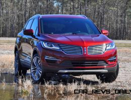 Road Test Review – 2015 Lincoln MKC Black Label 2.3L AWD