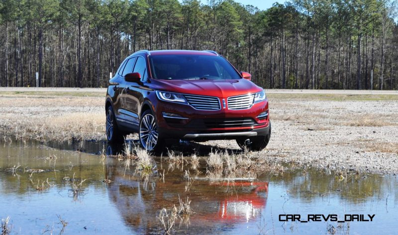 Road Test Review - 2015 Lincoln MKC Black Label 2.3L AWD 90
