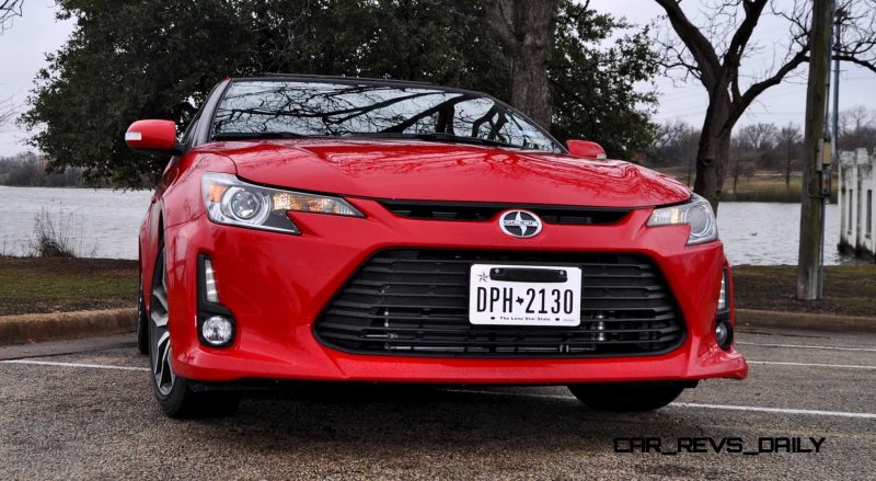 Road Test Review - 2015 Scion tC 6-Speed With TRD Performance Parts 101