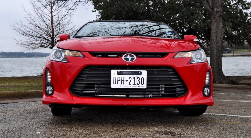 Road Test Review - 2015 Scion tC 6-Speed With TRD Performance Parts 103