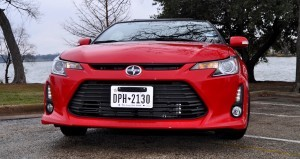 Road Test Review - 2015 Scion tC 6-Speed With TRD Performance Parts 104