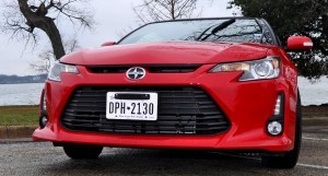 Road Test Review - 2015 Scion tC 6-Speed With TRD Performance Parts 105