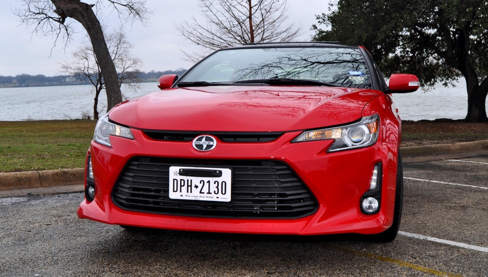 Road Test Review - 2015 Scion tC 6-Speed With TRD Performance Parts 106