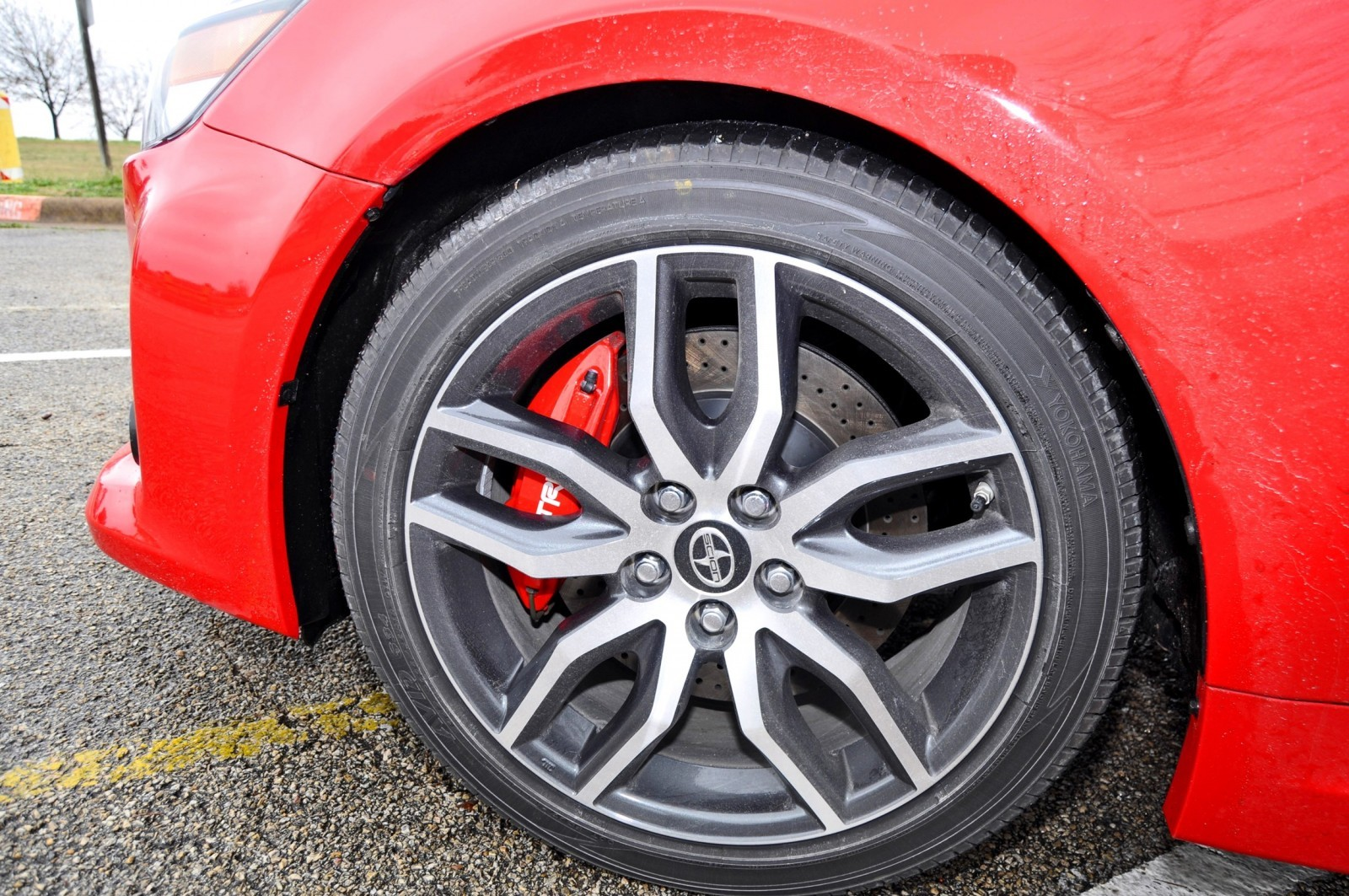 Road Test Review - 2015 Scion tC 6-Speed With TRD Performance Parts 108