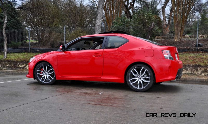 Road Test Review - 2015 Scion tC 6-Speed With TRD Performance Parts 11