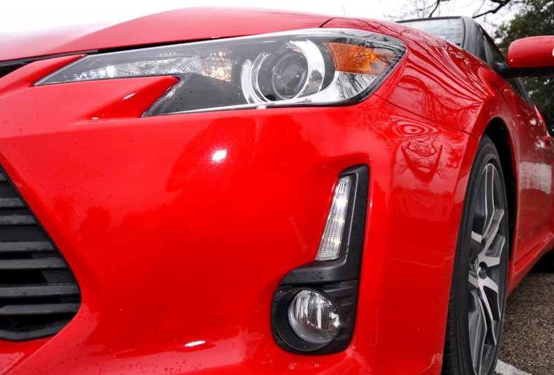 Road Test Review - 2015 Scion tC 6-Speed With TRD Performance Parts 113