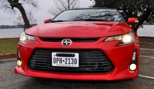 Road Test Review - 2015 Scion tC 6-Speed With TRD Performance Parts 116