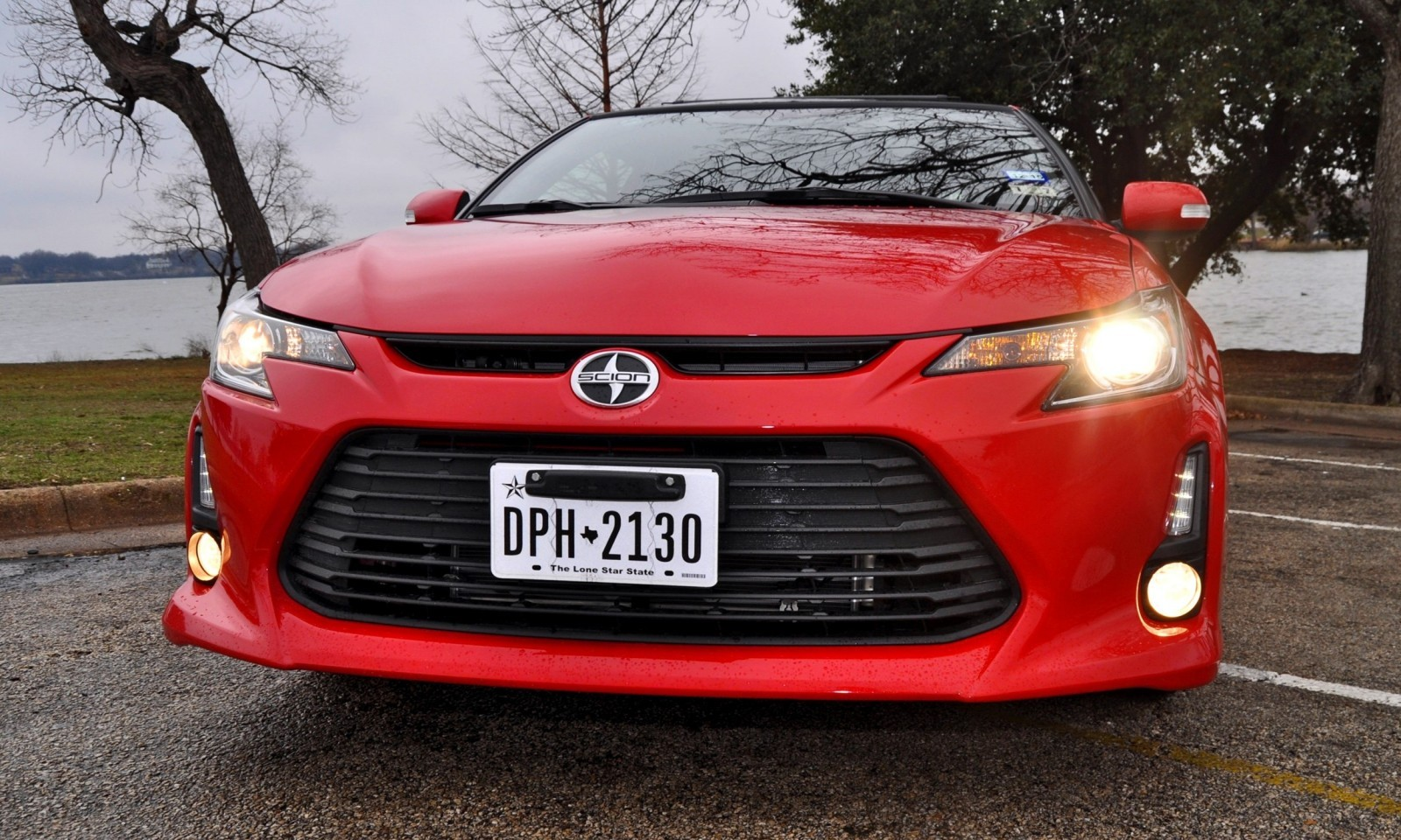 Road Test Review - 2015 Scion tC 6-Speed With TRD Performance Parts 117