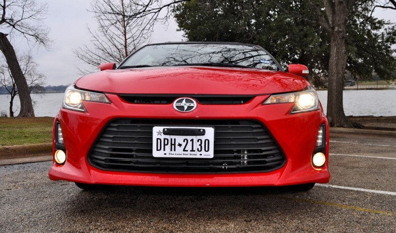 Road Test Review - 2015 Scion tC 6-Speed With TRD Performance Parts 118