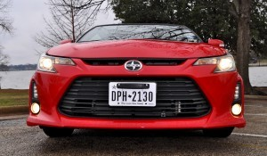 Road Test Review - 2015 Scion tC 6-Speed With TRD Performance Parts 119