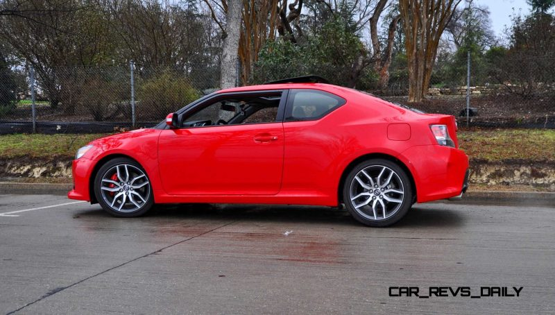 Road Test Review - 2015 Scion tC 6-Speed With TRD Performance Parts 12