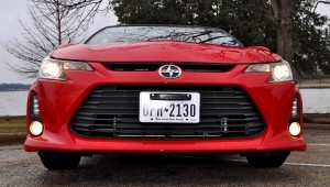 Road Test Review - 2015 Scion tC 6-Speed With TRD Performance Parts 120