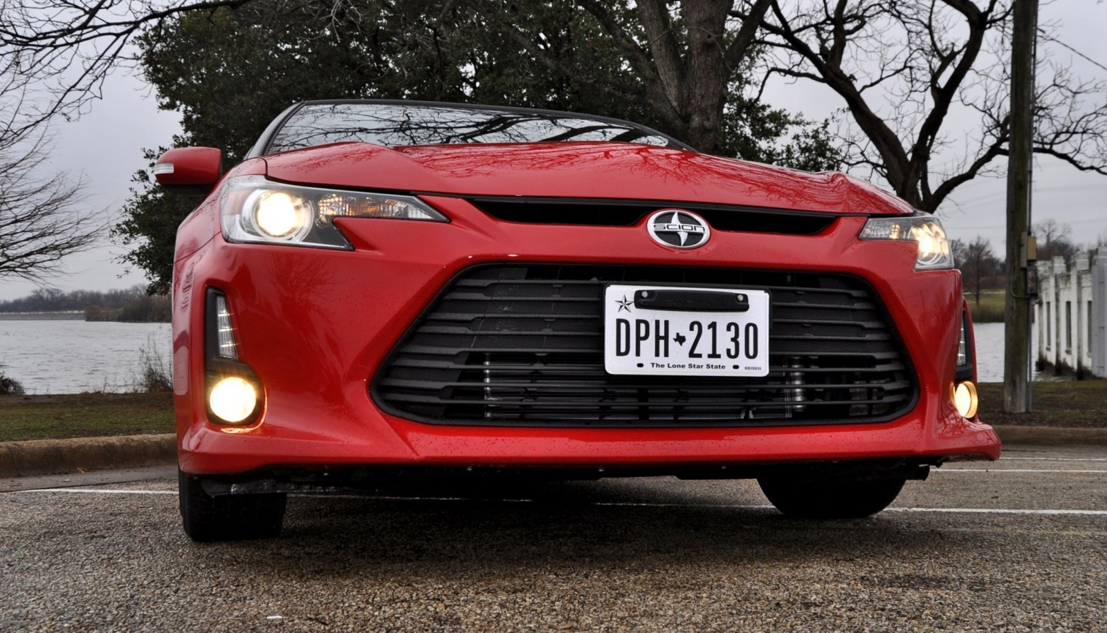 Road Test Review - 2015 Scion tC 6-Speed With TRD Performance Parts 121
