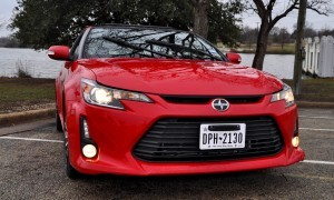 Road Test Review - 2015 Scion tC 6-Speed With TRD Performance Parts 122