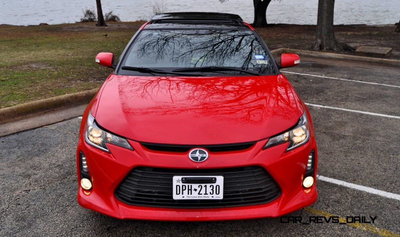 Road Test Review - 2015 Scion tC 6-Speed With TRD Performance Parts 124