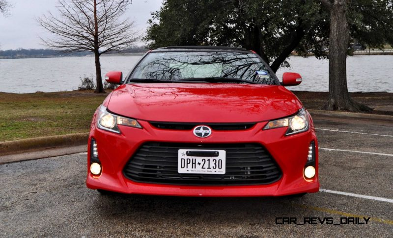 Road Test Review - 2015 Scion tC 6-Speed With TRD Performance Parts 125