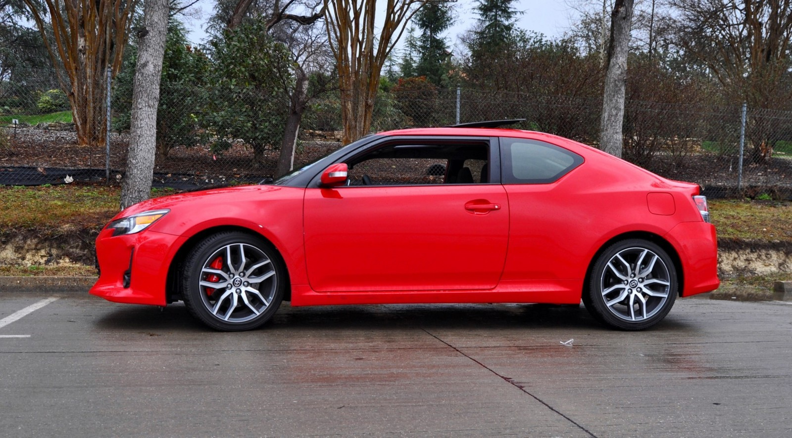 Road Test Review - 2015 Scion tC 6-Speed With TRD Performance Parts 18