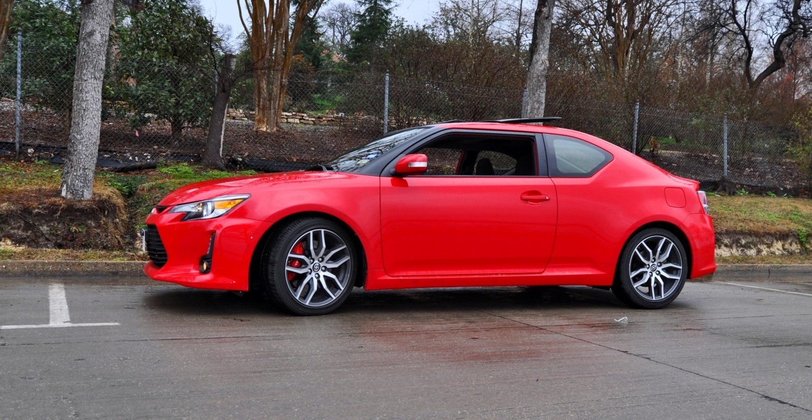 Road Test Review - 2015 Scion tC 6-Speed With TRD Performance Parts 19