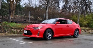 Road Test Review - 2015 Scion tC 6-Speed With TRD Performance Parts 20