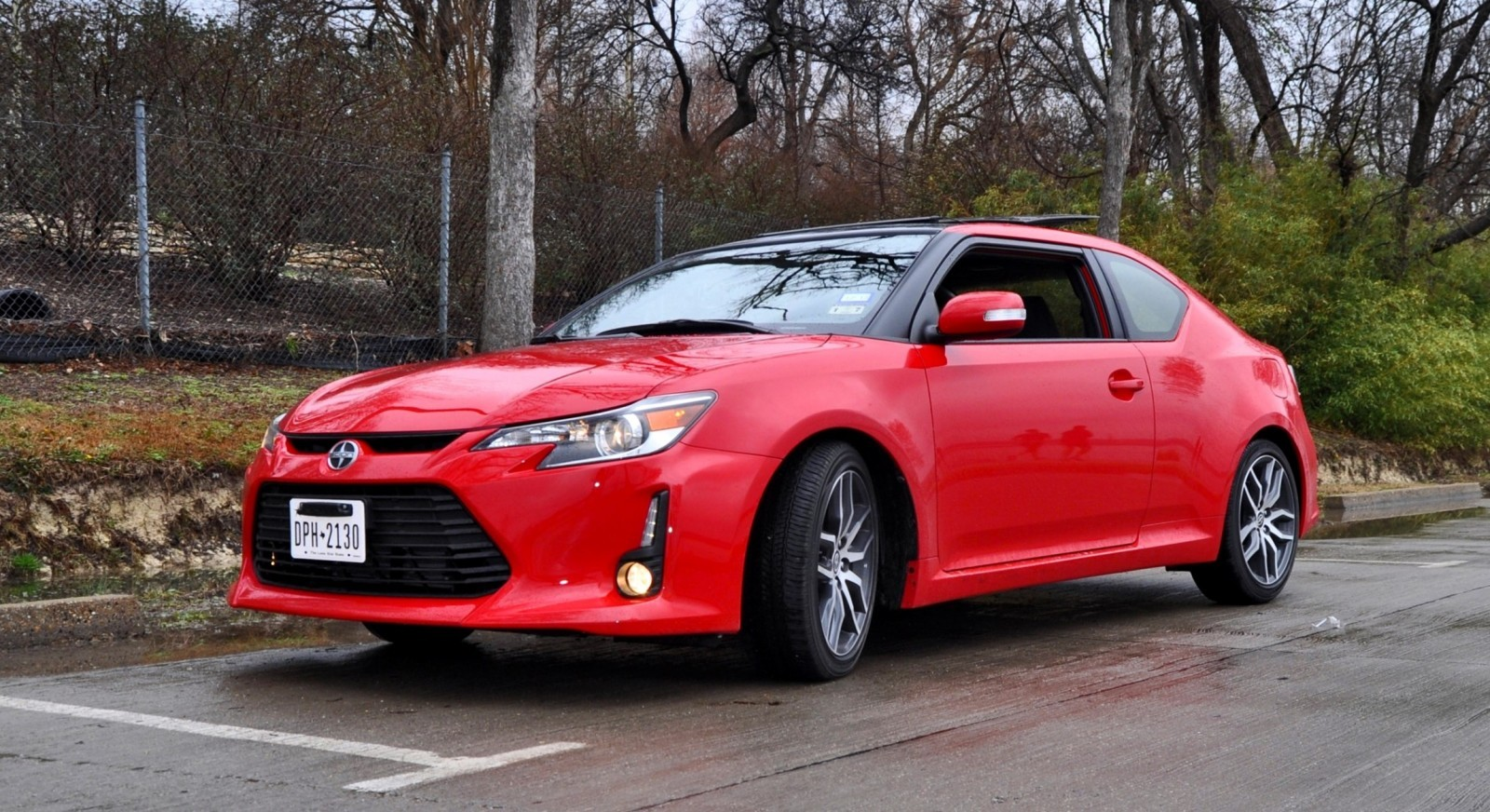 Road Test Review - 2015 Scion tC 6-Speed With TRD Performance Parts 22