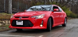 Road Test Review - 2015 Scion tC 6-Speed With TRD Performance Parts 24