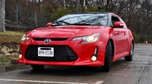 Road Test Review - 2015 Scion tC 6-Speed With TRD Performance Parts 25