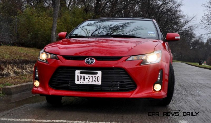 Road Test Review - 2015 Scion tC 6-Speed With TRD Performance Parts 27