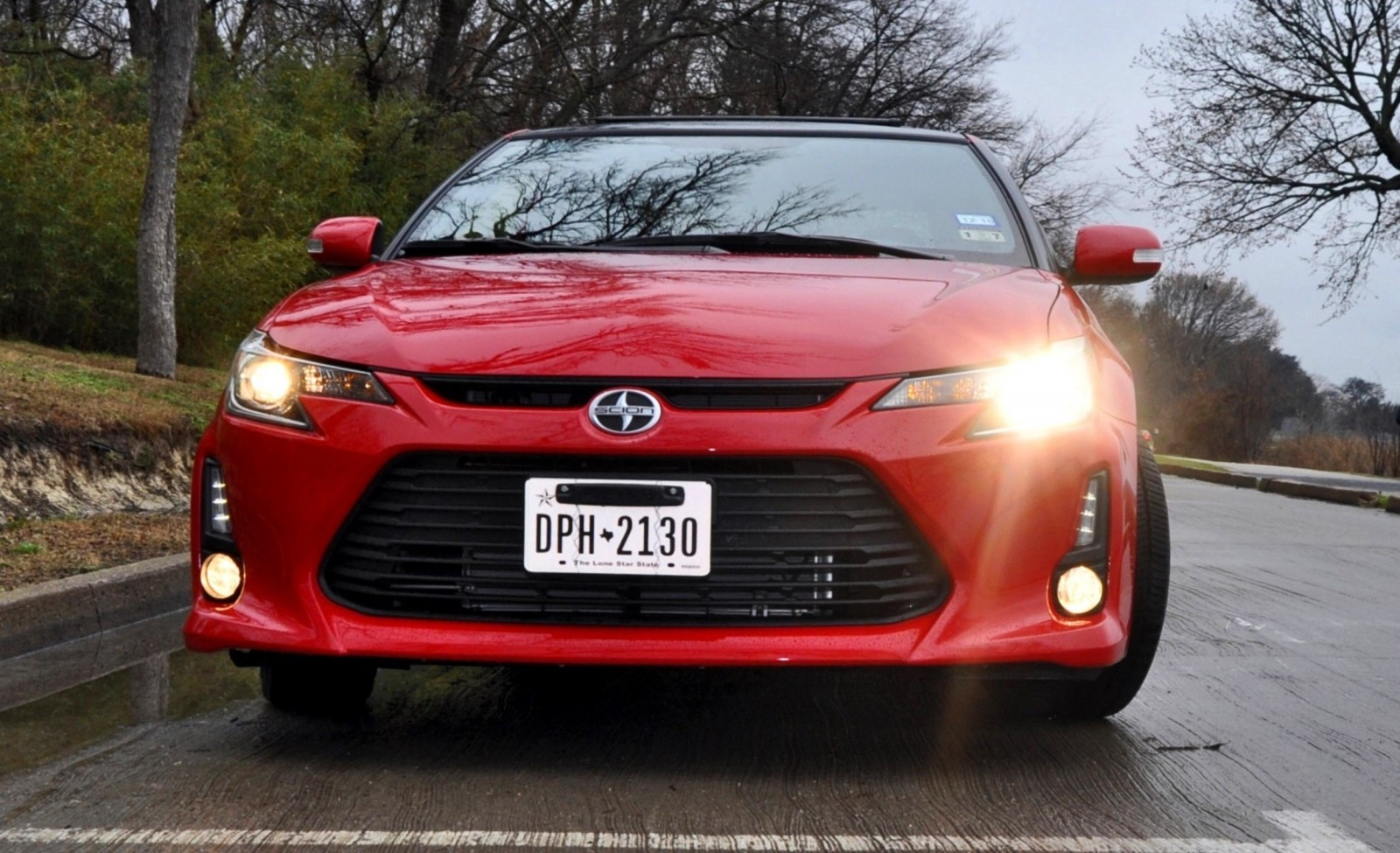 Road Test Review - 2015 Scion tC 6-Speed With TRD Performance Parts 28