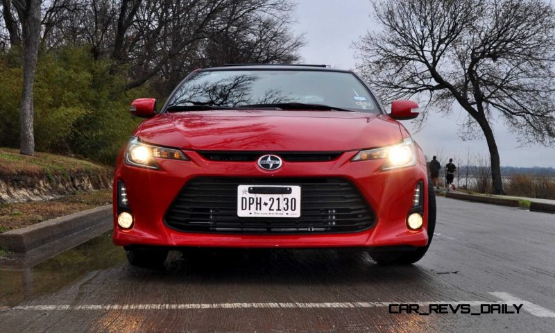 Road Test Review - 2015 Scion tC 6-Speed With TRD Performance Parts 29
