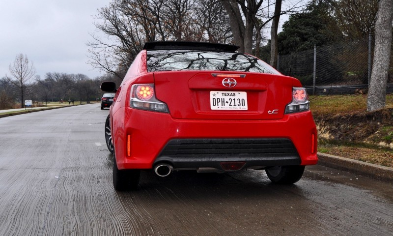 Road Test Review - 2015 Scion tC 6-Speed With TRD Performance Parts 3
