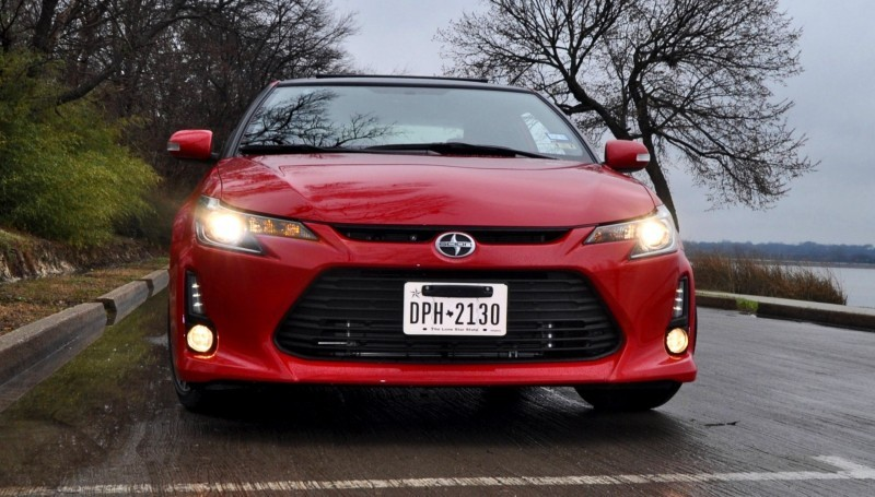 Road Test Review - 2015 Scion tC 6-Speed With TRD Performance Parts 30