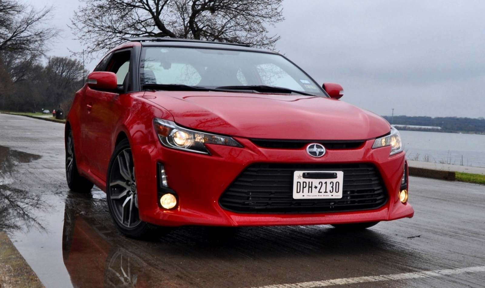 Road Test Review - 2015 Scion tC 6-Speed With TRD Performance Parts 32