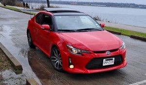 Road Test Review - 2015 Scion tC 6-Speed With TRD Performance Parts 34