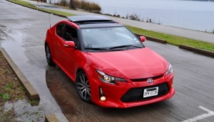 Road Test Review - 2015 Scion tC 6-Speed With TRD Performance Parts 35