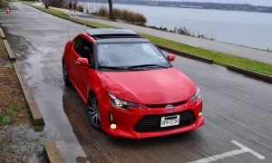 Road Test Review - 2015 Scion tC 6-Speed With TRD Performance Parts 36