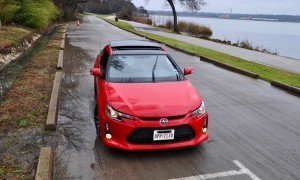 Road Test Review - 2015 Scion tC 6-Speed With TRD Performance Parts 38