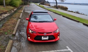 Road Test Review - 2015 Scion tC 6-Speed With TRD Performance Parts 39