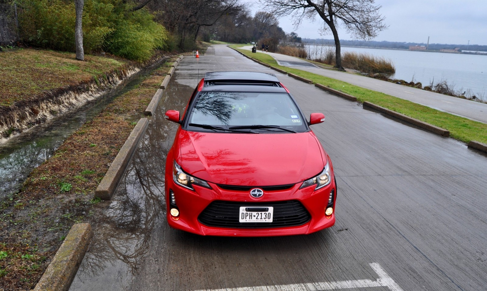 Road Test Review - 2015 Scion tC 6-Speed With TRD Performance Parts 40