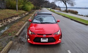 Road Test Review - 2015 Scion tC 6-Speed With TRD Performance Parts 41