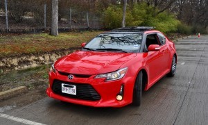 Road Test Review - 2015 Scion tC 6-Speed With TRD Performance Parts 45