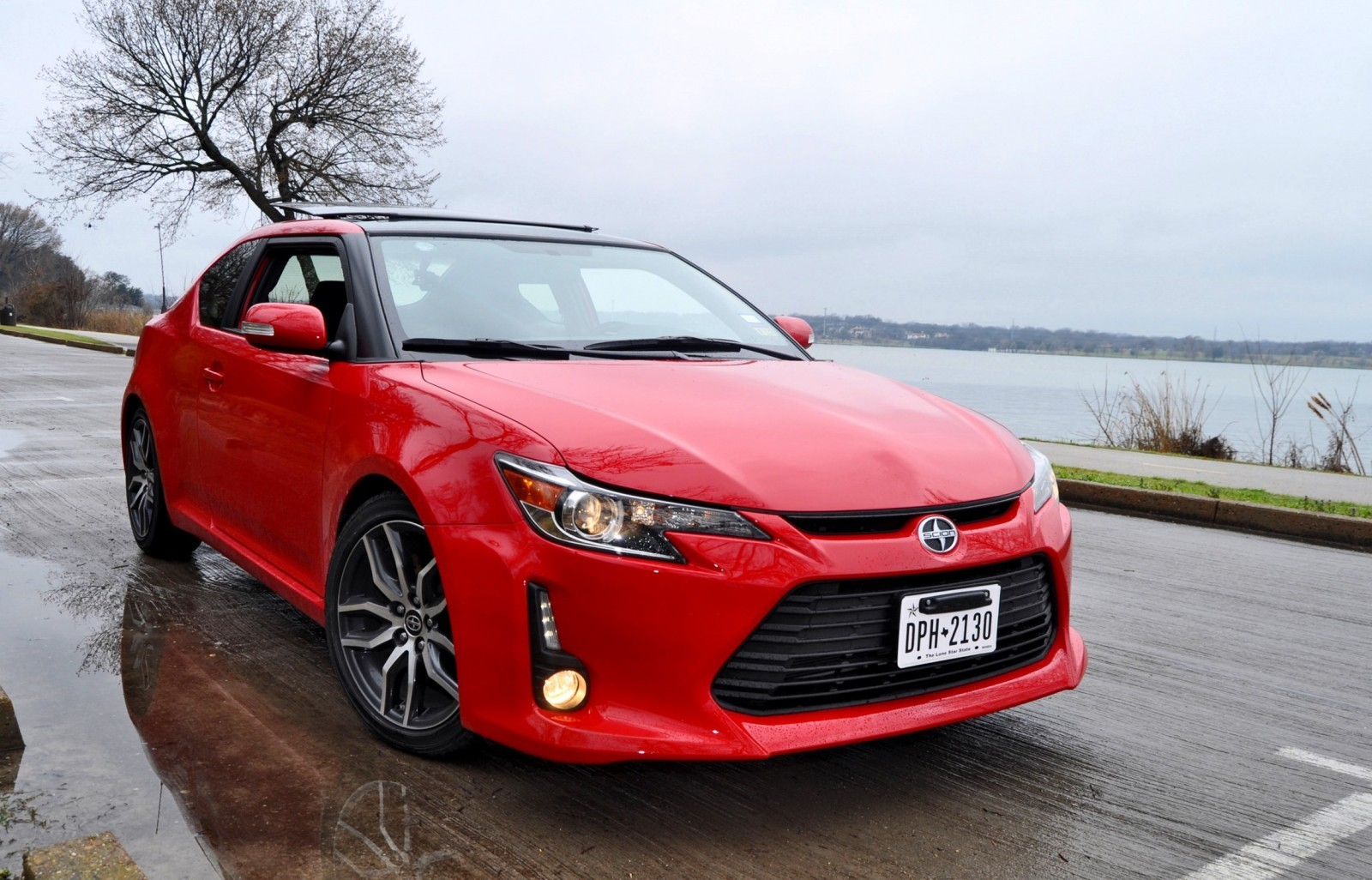 Road Test Review - 2015 Scion tC 6-Speed With TRD Performance Parts 46