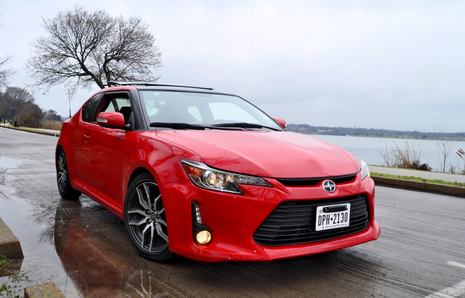 Road Test Review - 2015 Scion tC 6-Speed With TRD Performance Parts 47