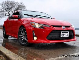 Road Test Review – 2015 Scion tC 6-Speed + TRD Performance Parts