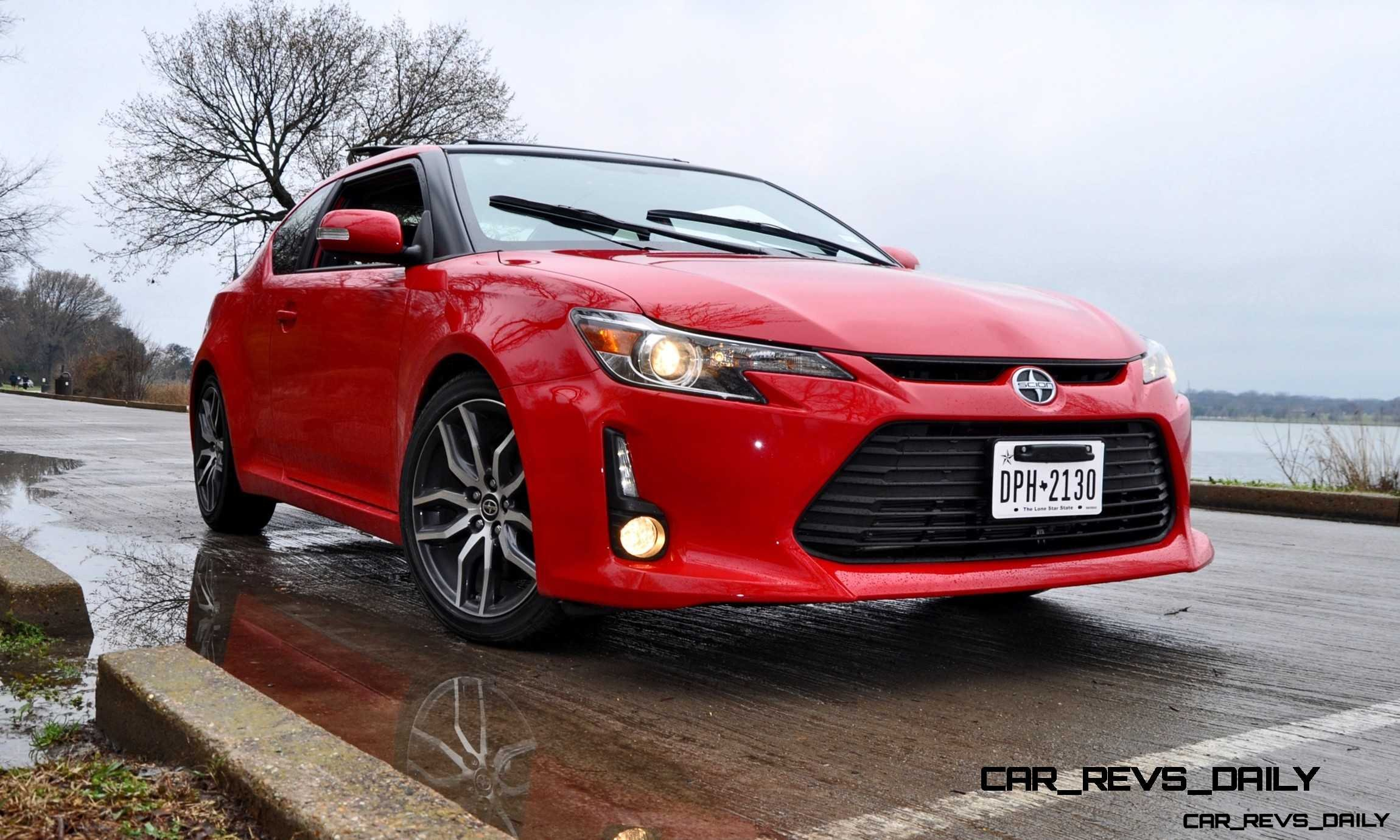 Road Test Review - 2015 Scion tC 6-Speed With TRD Performance Parts 49