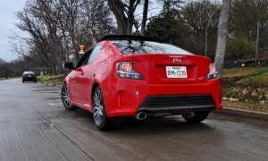 Road Test Review - 2015 Scion tC 6-Speed With TRD Performance Parts 5
